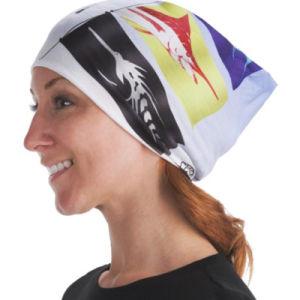 여자 옥외 운동 편리한 다기능 이음새가 없는 Headscarf (YH-HS299)