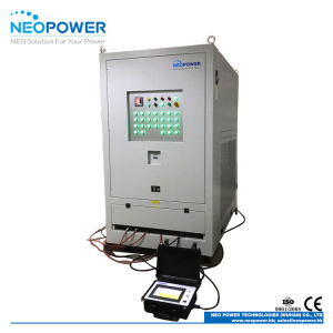 Generador de 500kw resistiva Comprobador Automático/Manual de Control Inteligente Banco carga ac