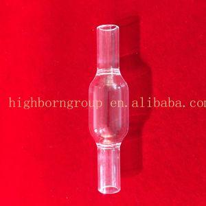 Tubo di vetro del quarzo di alta qualità