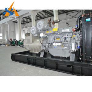 1000kVA Reeks van de diesel Generator van de Macht de Stille met Elektrische Perkins