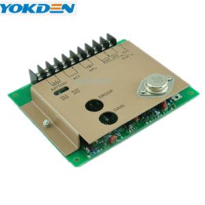 4913988自動発電機の速度制御のパネル