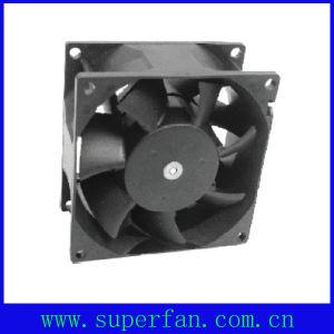 Économies d'énergie à haute vitesse DC Ventilateur Axial Flow