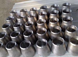 Acero al carbono Buttweld accesorios de tubería sin costura