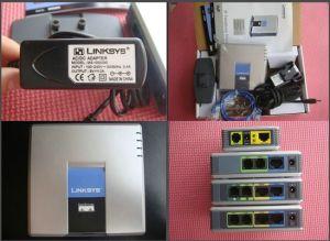 Adaptateur Linksys SPA3102