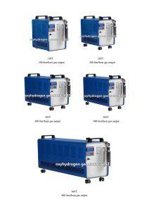 Générateur de gaz Oxyhydrogen avec 100 litre/heure à 600 litre/heure