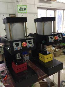 12000 psi de presión alta de colofonia neumática Máquina de prensa de calor
