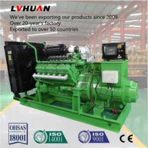 Aprovado pela CE 100kw Motor a Gás gerador de gás natural