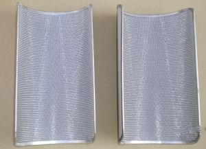 焼結させたステンレス鋼の網-1