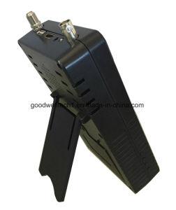 HD de 3,5 portátil Localizador de Satélite com DC12V para câmara CCTV