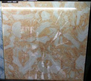 3D Hete Verglaasde Tegel van Inkjet van de Verkoop Jade (FQA1021P)