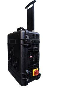 8 canales de alta potencia de 2G GSM 3G 4G celular Jammer señal