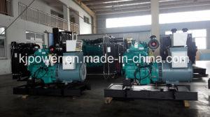 50 Гц 40 ква дизельных генераторных установок на базе двигателя Cummins