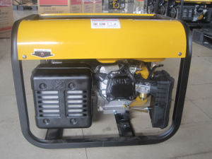 カバーが付いている2.0kw 2.0kVA 220V 50Hzの移動式ガソリンかガソリン発電機