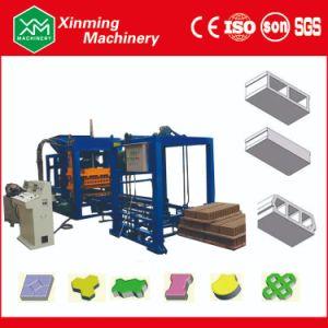 machine à fabriquer des blocs de béton de ciment6-15 Qt automatique à Guangzhou