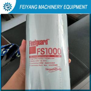 Filtro Fs1000 Fs1003 Fs1040 Fs1012 Fs1235 da Cummins Fleetguard