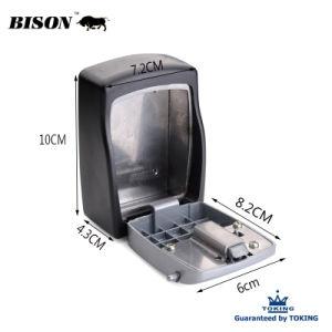 (XB311) La porte du coffre Corps en acier serrure à combinaison cadenas de sécurité de l'ABS à 4 chiffres code réinitialisable Lock Box étanche