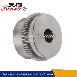 Accoppiamento dell'attrezzo del dente curvo trasmissione industriale