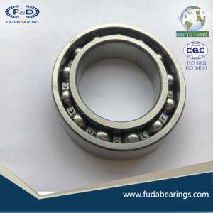 Rodamiento de F&D 6206 Gcr15 los rodamientos de acero de 62 series de cojinete de fontanería
