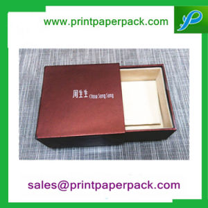 カスタムボール紙の引出しのギフト用の箱及び袋の記憶の宝石箱の装飾的な宝石箱のギフト包装ボックス