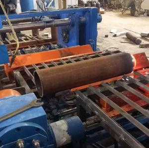 De naadloze Spinmachine van de Gasfles van Co2 van het Staal Hete