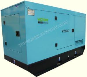 24kw/30kVA com o gerador Diesel silencioso da potência de Perkins para o uso Home & industrial com certificados de Ce/CIQ/Soncap/ISO