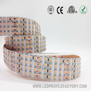 Perfil de alumínio do GS3825 tira Flexível de LED