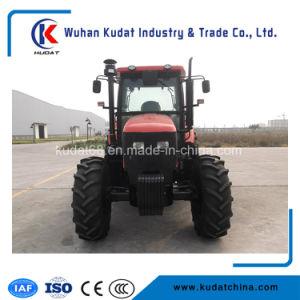 Большой размер сельского хозяйства и строительства трактора