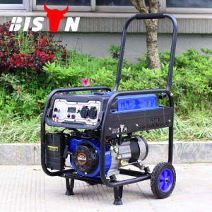 Bison Monofásico de 2.5kw generador silencioso de la gasolina para uso doméstico