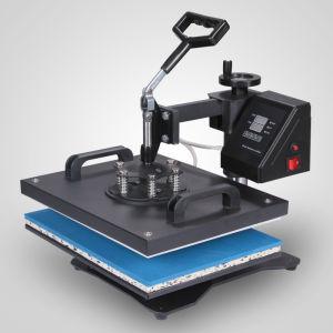 8 1 Prensa digital por sublimación de la transferencia de calor de la máquina para T-Shirt Mug Hat Cap