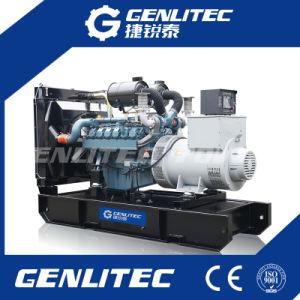 Generatore diesel aperto del blocco per grafici 120kVA Doosan (GDS120)