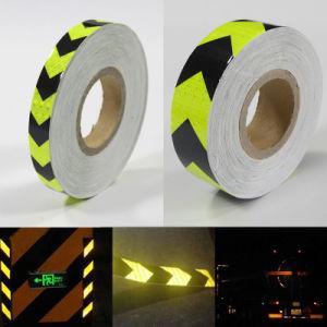 交通標識のための高いConspicuity 3m自己接着反射材料