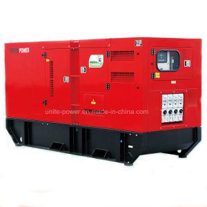 Power 600kVA Doosan Standby Electric Generating Set vereinigen