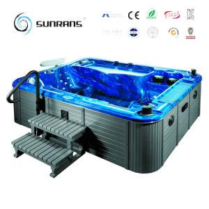2017 новый дизайн конкурентных горячая ванна с джакузи SPA (SR871)