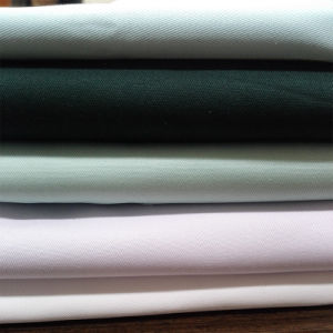 Uniform Fabricあや織りT/C 65/35のAnti-Shrink看護婦か博士