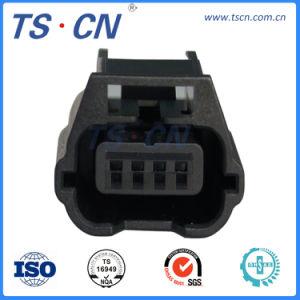 4 Контакты пластиковые Автоматический кабель гнездовой разъем для жгута проводов