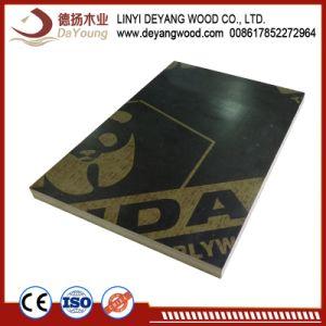 Высокое качество поверхности пленки для строительства из Linyi фанеры