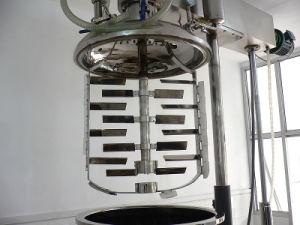 Inclinazione del miscelatore d'emulsione di vuoto dell'elevatore idraulico