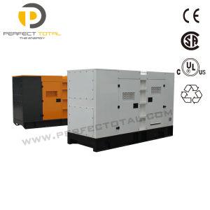 Schalldichter generator-Set-Preis des Generator-100kw 125kVA leiser Diesel