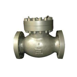 DIN/ANSI/JISの標準の鋳造物鋼鉄ステンレス鋼の小切手弁