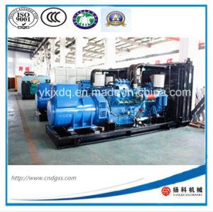 Mtu 2400kw/3000kVA는 힘 디젤 발전기를 견고하게 한다