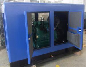 400kVA silenciosa conjunto gerador a diesel Cummins principalmente concebidos para exportação