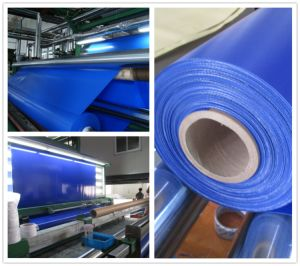 Custom-Made bâche en PVC Rigide Feuille blanche pour plaque de protection environnementale