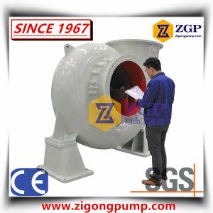 China Ztd Dessulfuração de Série da Bomba de Circulação do chorume, Fgd Bomba, Bomba de dessulfuração, Bomba de dessulfurização de dessulfuração de gases de combustão, Bomba Industrial Química