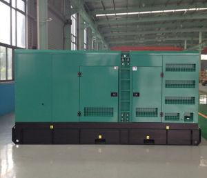 prix d'usine 3 Phase 320kw/400kVA générateurs diesel insonorisé (GDC400*S)