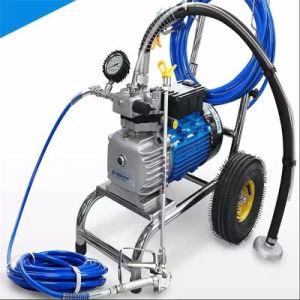 噴霧機械の機械に吹きかけるパテの控え目な機械および高圧電気空気のないペンキのスプレーヤー/Painting