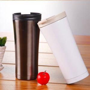 Double parois en acier inoxydable de tasse de café thermique la tasse de café tasse de café Inox Tumbler isolés tasse à café sous vide