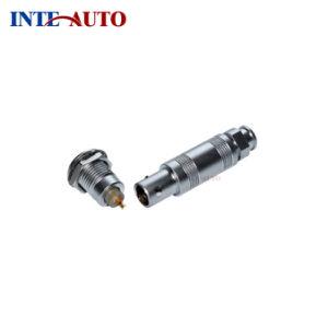M12金属携帯用硬度のテスターのための速いロックのコネクター