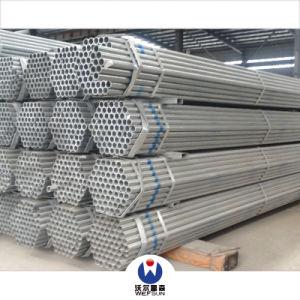 Il materiale da costruzione A36/Q235/Ss400 ha galvanizzato il tubo d'acciaio/il tubo del tubo galvanizzato acciaio
