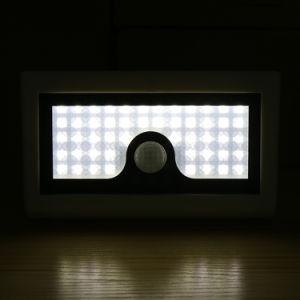 Bescheinigung genehmigtes menschliches Induktions-Steuer-und helles Steuer-und Sprachsteuerled Solarlichter
