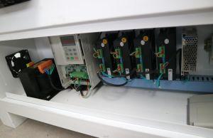 Mini 6090 3D Metal Máquina Router CNC